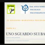 IV maratona psicologica 2020 - Prima tappa: bambini e pandemia
